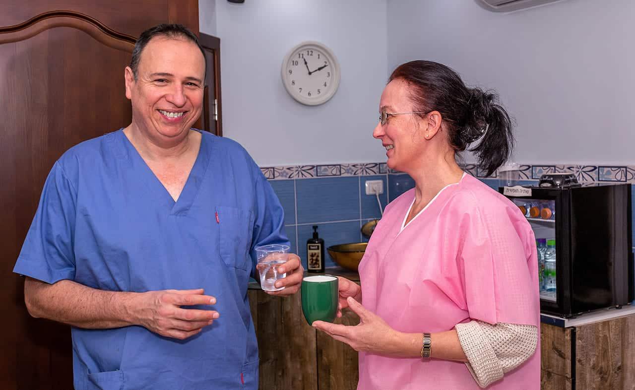 מרפאת שיניים באורנית